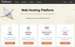 Siteground migliori wordpress web hosting