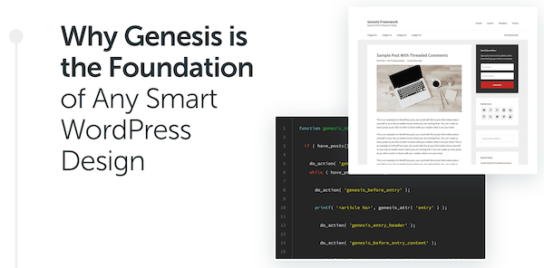 Genesis Themes are included on WP Engine