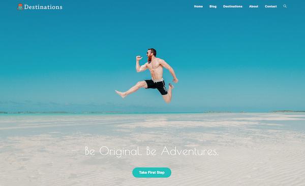 OceanWP tema WordPress