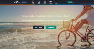 pizap  editor immagini gratis