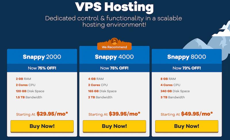 HostGator vps