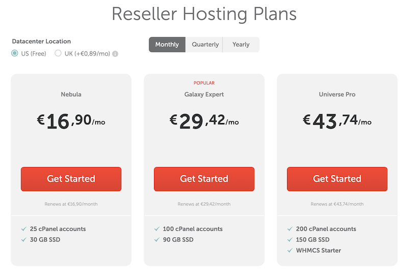 Namecheap Review hosting price