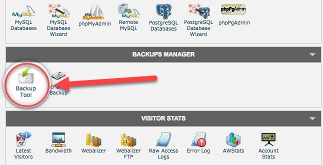 SiteGround vs Bluehost Backup