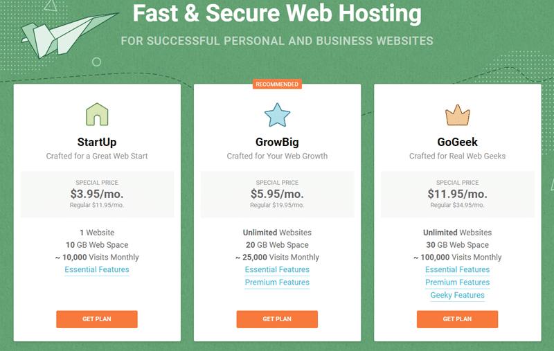 SiteGround Pricing-min