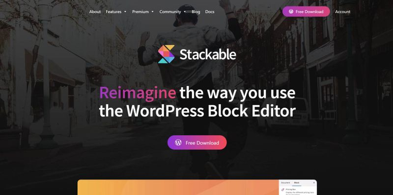 Stackable Review