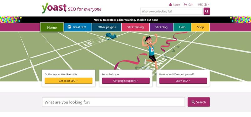 Yoast SEO Review Home