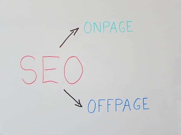 Ecommerce SEO onpage and offpage