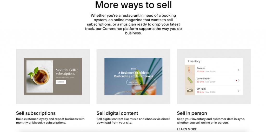 e-commerce templates